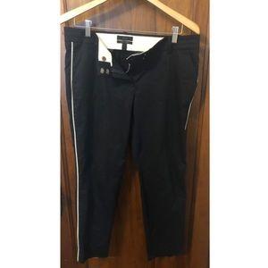 J. Crew Cafe Capri pants